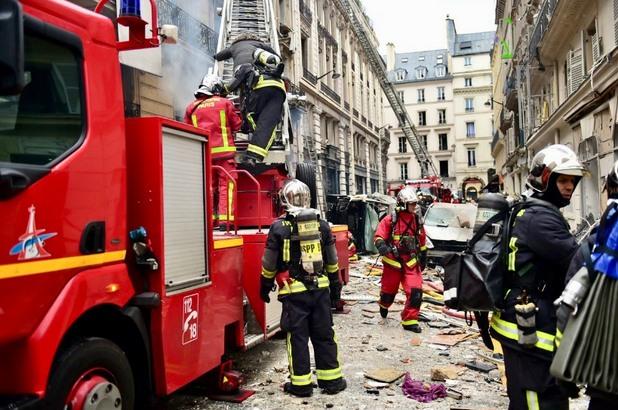 Експлозия в Париж