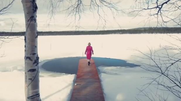 Плуване в лед