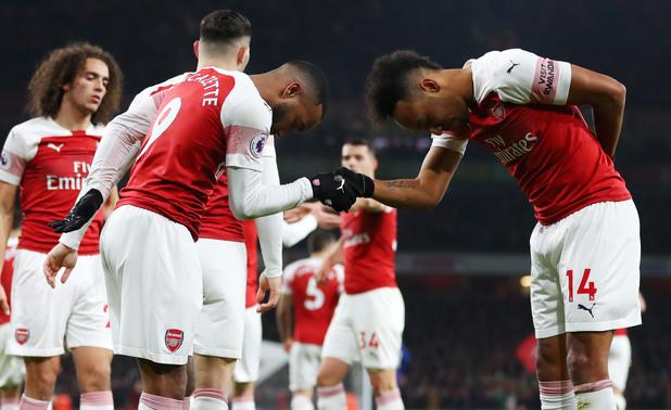Арсенал - Челси 2:0