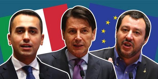 Властта в Италия
