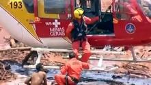 Бедствие в мина в Бразилия