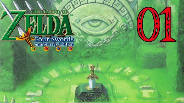 The Legend of Zelda: Four Swords Anniversary Edition