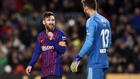 Барселона - Валенсия 2:2