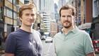 Кристо Карман и Тавет Хинрикус от TransferWise
