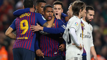 Барселона - Реал Мадрид 1:1
