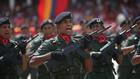 военни във венецуела