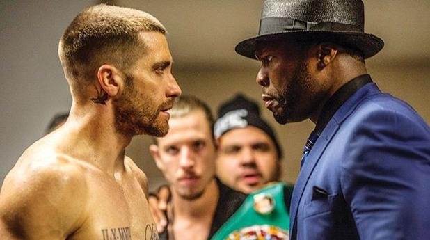 50 Cent и Джейк Джиленхол в Southpaw