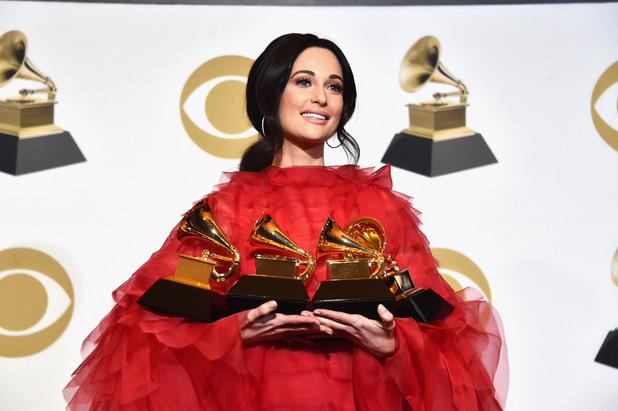 Кейси Мъсгрейвс на Грами 2019