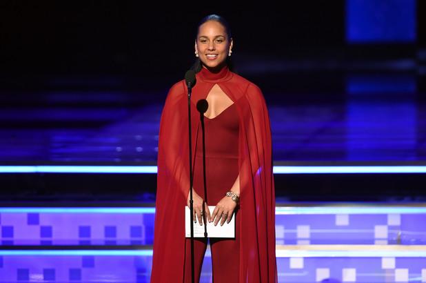 Водещата на Грами 2019 - Алиша Кийс