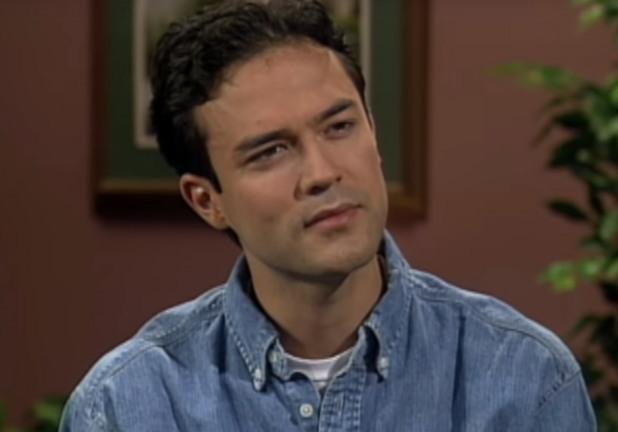 """Джошуа Харис през 1997 г., когато точно е написал """"Казах сбогом на срещите"""""""