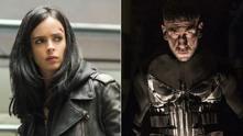 Jessica Jones и The Punisher