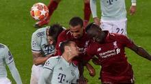 Ливърпул - Байерн Мюнхен 0:0