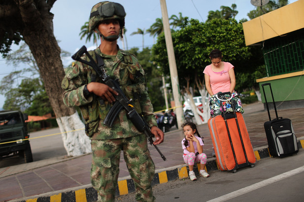 Венецуелски войник
