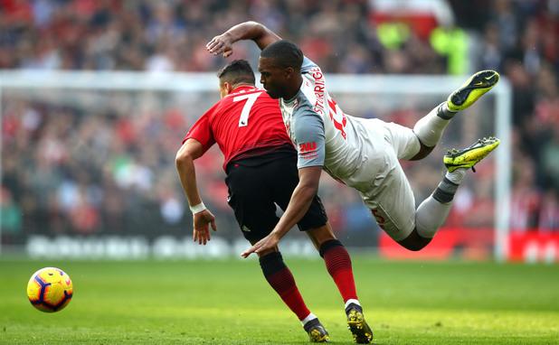 Манчестър Юнайтед - Ливърпул 0:0