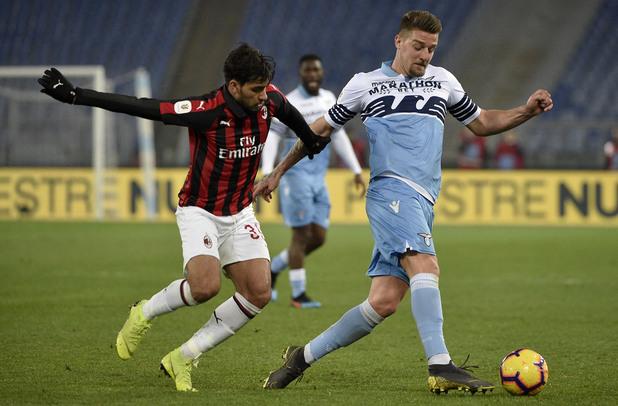Лацио - Милан 0:0