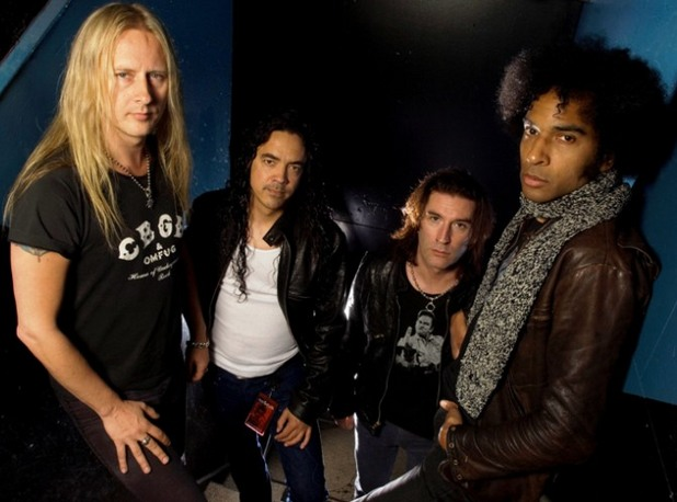 Alice In Chains - 2009 г.