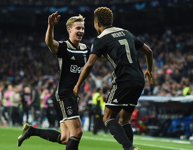 Реал Мадрид - Аякс 1:4