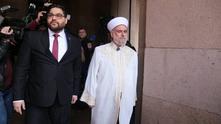 Главният мюфтия Мустафа Хаджи пред Министерски съвет