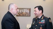 Бойко Борисов и Наджмадин Садъков,