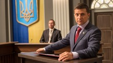 Владимир Зеленский в Слуга на народа