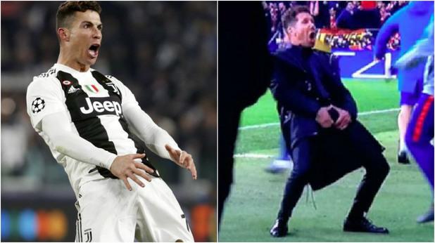 Роналдо и Симеоне