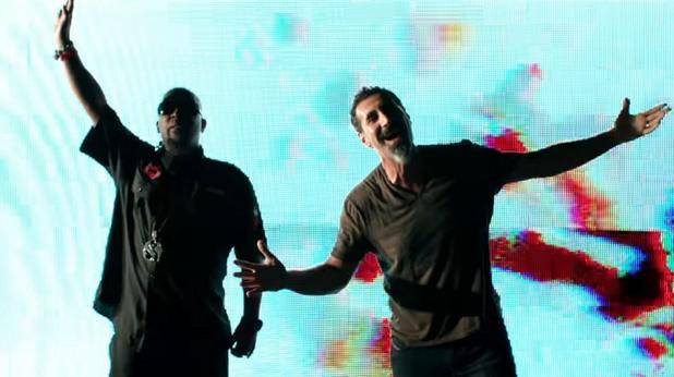 Серж Танкян и Tech 9ine