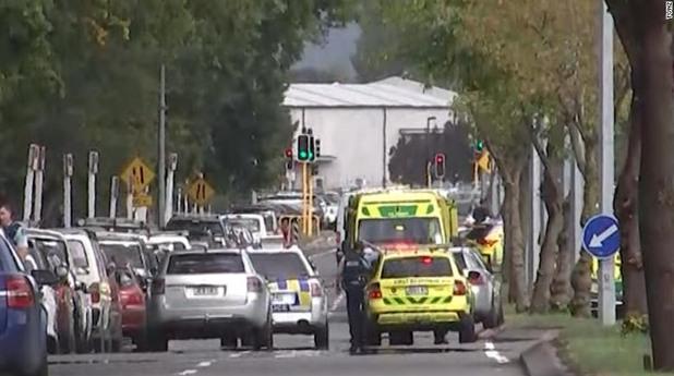 нападение срещу джамии в крайстчърч