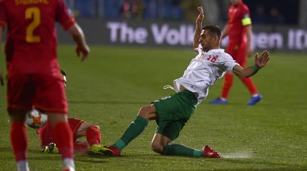 България - Черна гора 1:1