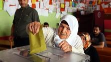Избори в Турция