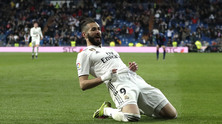 Реал Мадрид - Уеска 3:2