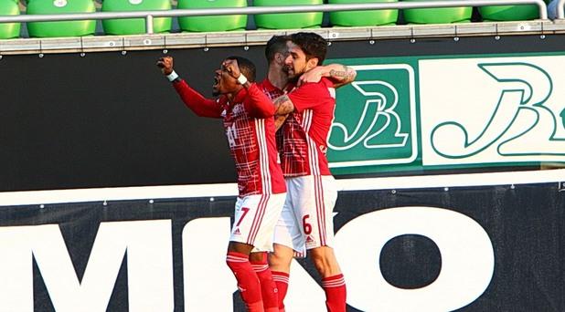 Лудогорец - ЦСКА 0:1