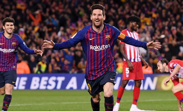 Барселона - Атлетико Мадрид 2:0