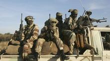 Африкански войници