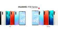 Цветовете на Huawei