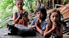 Сиропиталище в Камбоджа