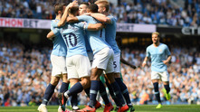 Манчестър Сити - Тотнъм 1:0
