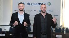 Деян Топалски и Ахмед Крънич