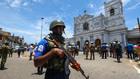 Терористична атака в Шри Ланка