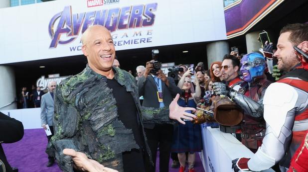 Avengers Endgame - Световна премиера