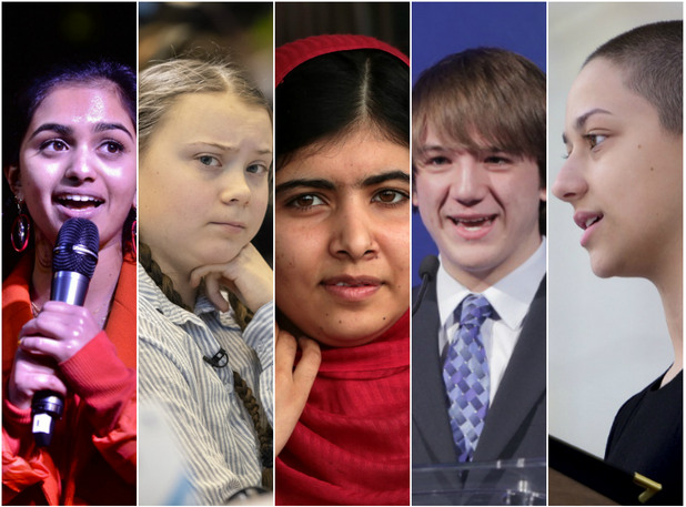 Тийнейджъри, които променят света