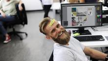 Щастие в офиса