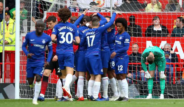 Манчестър Юнайтед - Челси 1:1