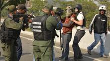 Протести във Венецуела