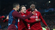 Ливърпул - Барселона 4:0