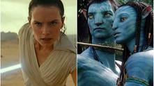 Star Wars и Avatar