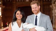 Принц Хари, Меган Маркъл и новороденото им дете