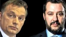 Виктор Орбан и Матео Салвини