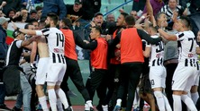 Ботев Пловдив - Локо Пловдив 0:1