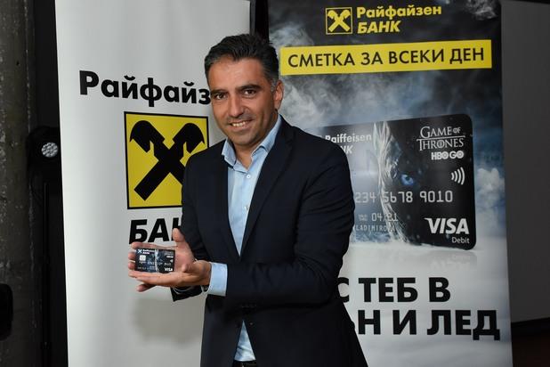 Димитър Нойков регионален мениджър на HBO