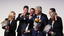 евроскептични партийни лидери